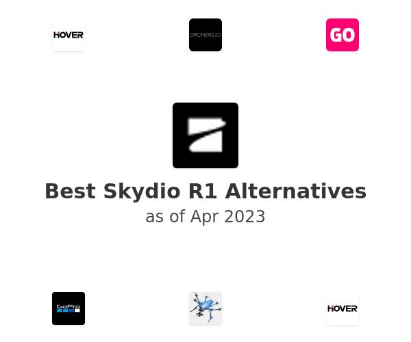 Best Skydio R1 Alternatives