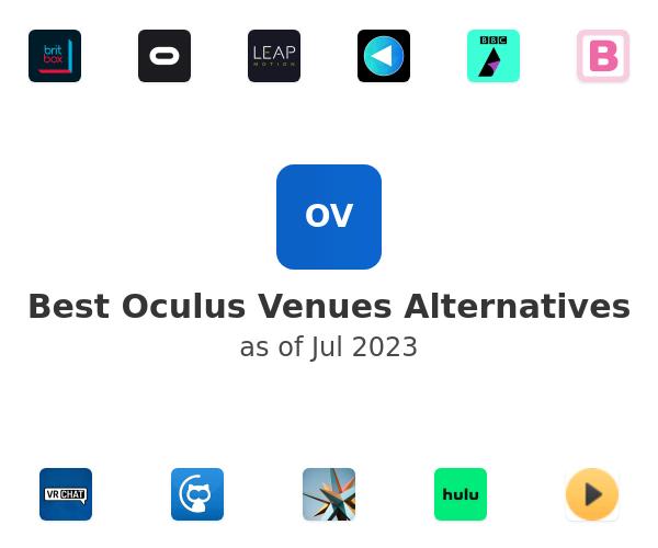 Best Oculus Venues Alternatives