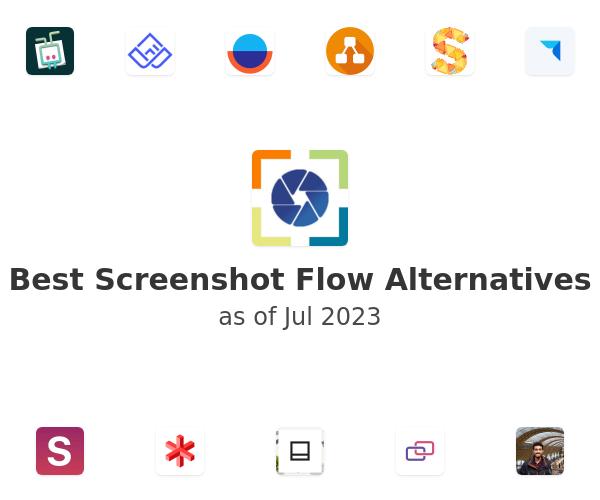 Best Screenshot Flow Alternatives