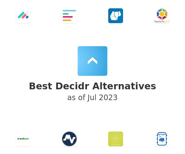 Best Decidr Alternatives