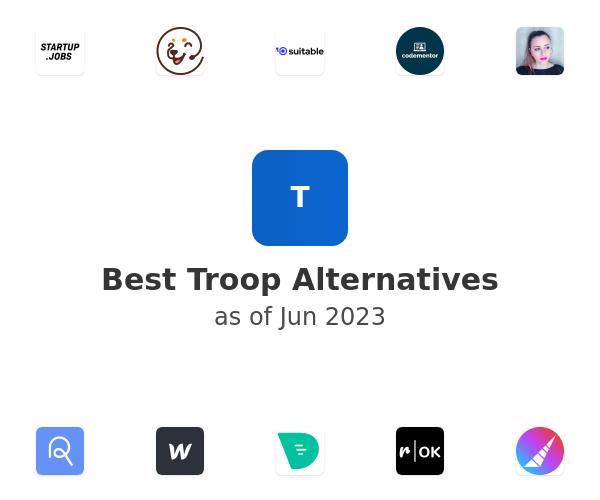 Best Troop Alternatives