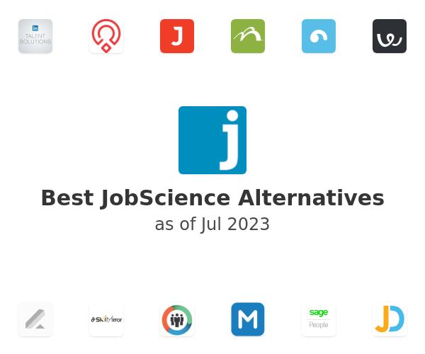 Best JobScience Alternatives