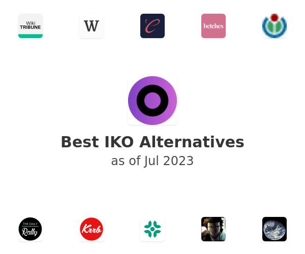 Best IKO Alternatives