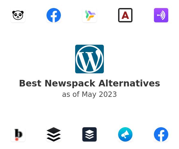 Best Newspack Alternatives