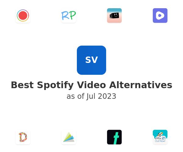 Best Spotify Video Alternatives