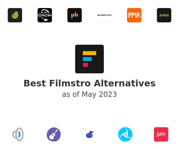 Best Filmstro Alternatives