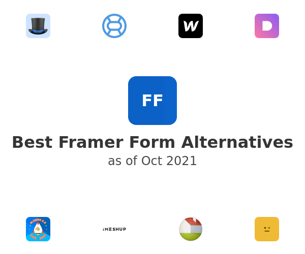 Best Framer Form Alternatives