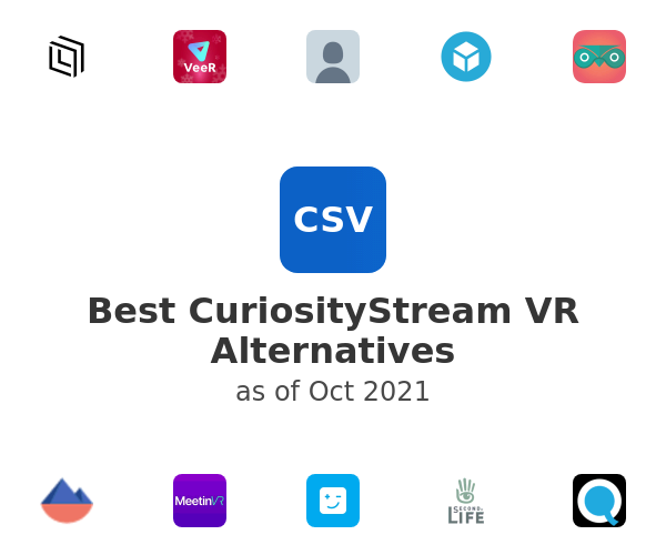 Best CuriosityStream VR Alternatives