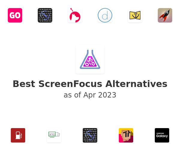 Best ScreenFocus Alternatives