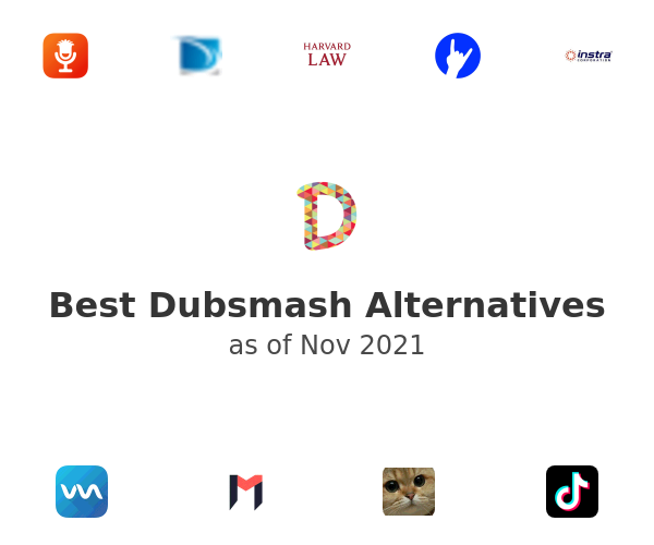 Best Dubsmash Alternatives