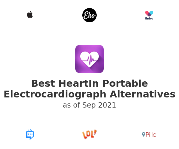 Best HeartIn Portable Electrocardiograph Alternatives