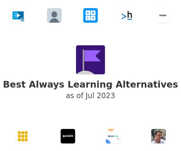 Best Always Learning Alternatives