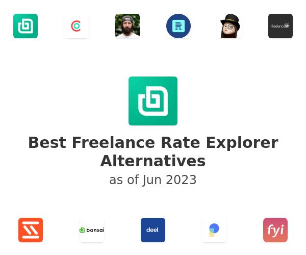 Best Freelance Rate Explorer Alternatives