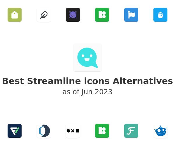 Best Streamline icons Alternatives
