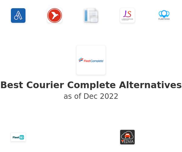 Best Courier Complete Alternatives