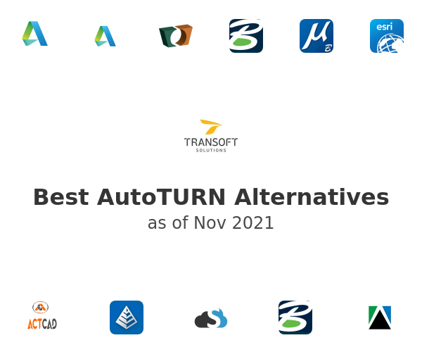 Best AutoTURN Alternatives