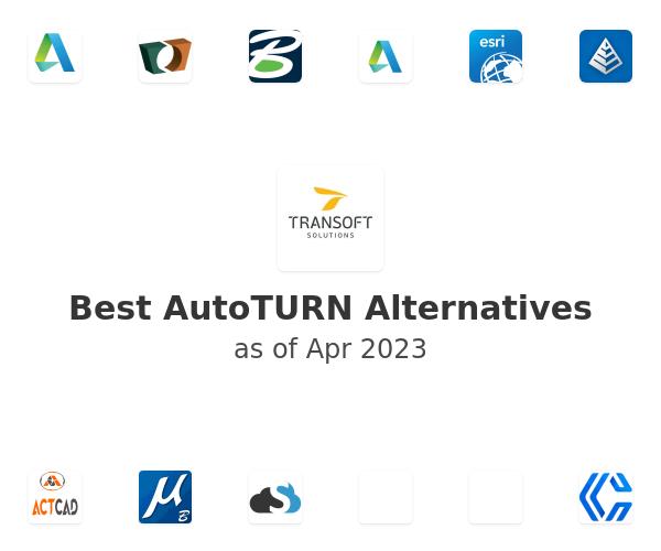 Best AutoTURN Alternatives