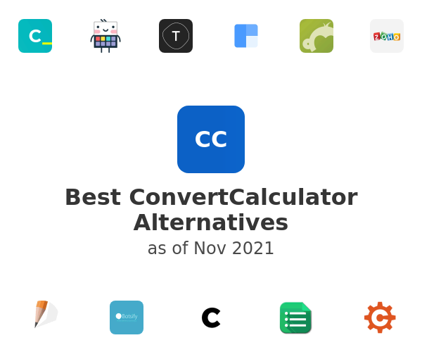 Best ConvertCalculator Alternatives