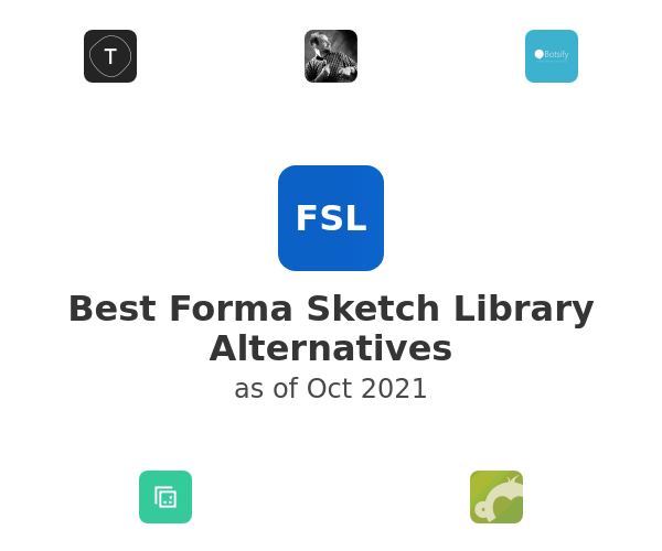 Best Forma Sketch Library Alternatives
