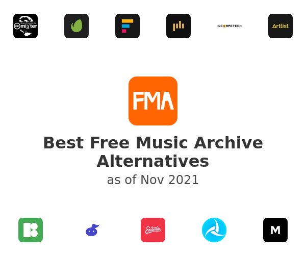 Best Free Music Archive Alternatives