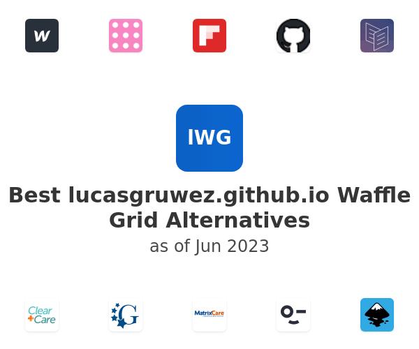 Best Waffle Grid Alternatives