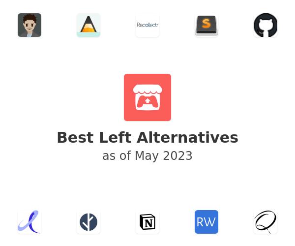 Best Left Alternatives
