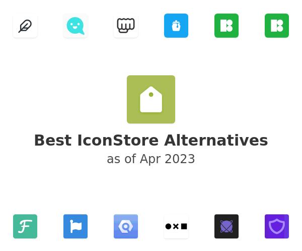 Best IconStore Alternatives