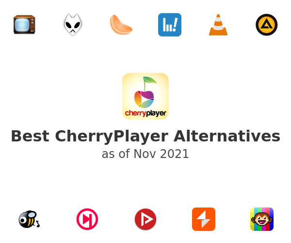 Best CherryPlayer Alternatives