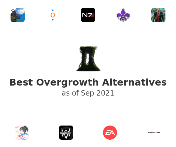 Best Overgrowth Alternatives