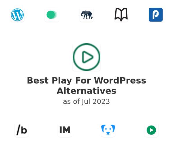 Best Play For WordPress Alternatives