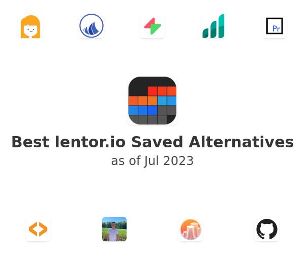 Best Saved Alternatives