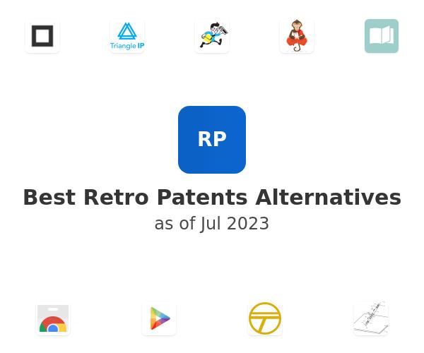 Best Retro Patents Alternatives