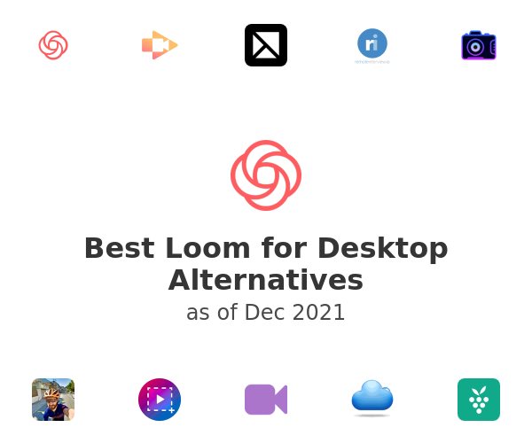 Best Loom for Desktop Alternatives