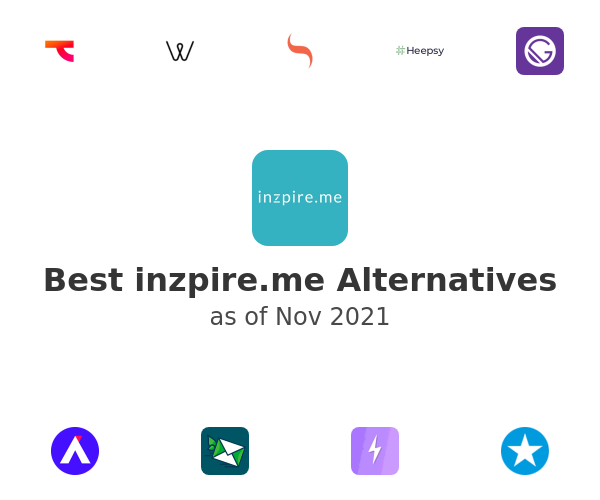 Best inzpire.me Alternatives