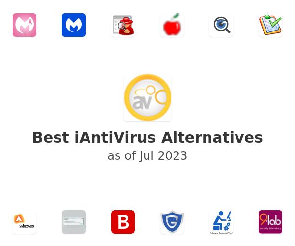 Best iAntiVirus Alternatives