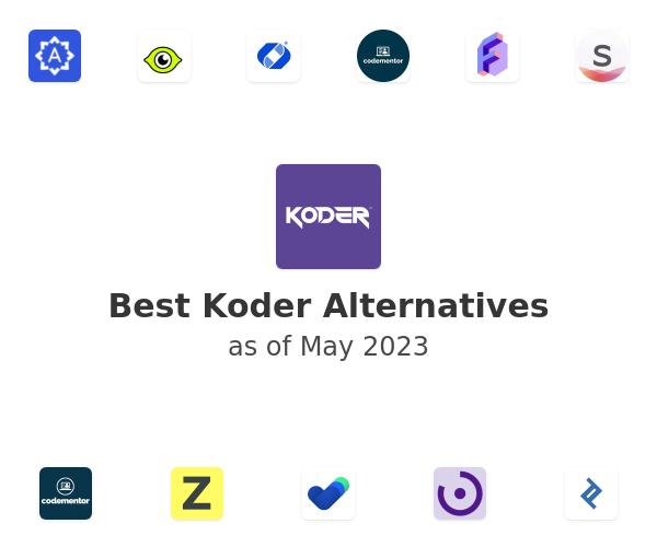 Best Koder Alternatives