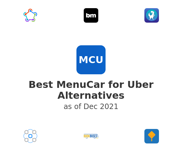 Best MenuCar for Uber Alternatives
