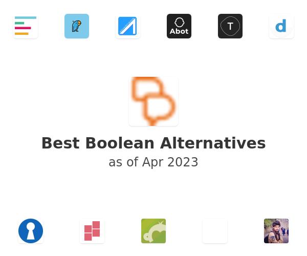 Best Boolean Alternatives