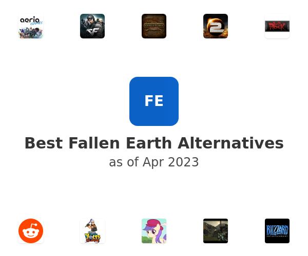 Best Fallen Earth Alternatives
