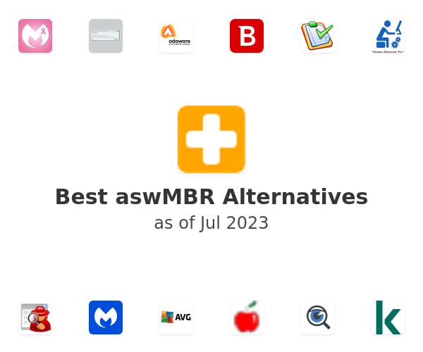 Best aswMBR Alternatives