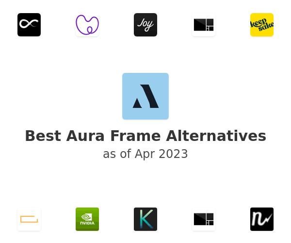Best Aura Frame Alternatives