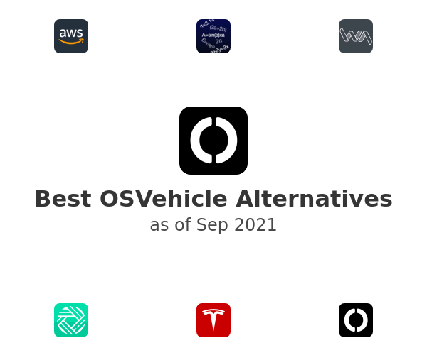 Best OSVehicle Alternatives