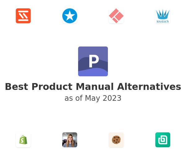 Best Product Manual Alternatives