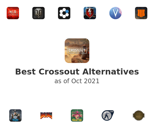 Best Crossout Alternatives
