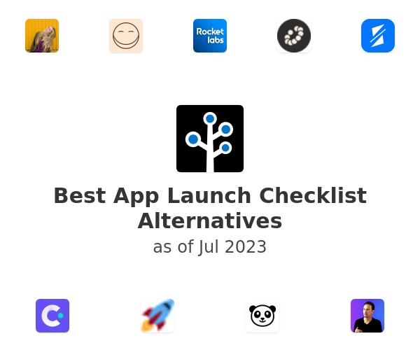Best App Launch Checklist Alternatives