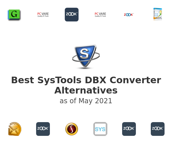 Best SysTools DBX Converter Alternatives