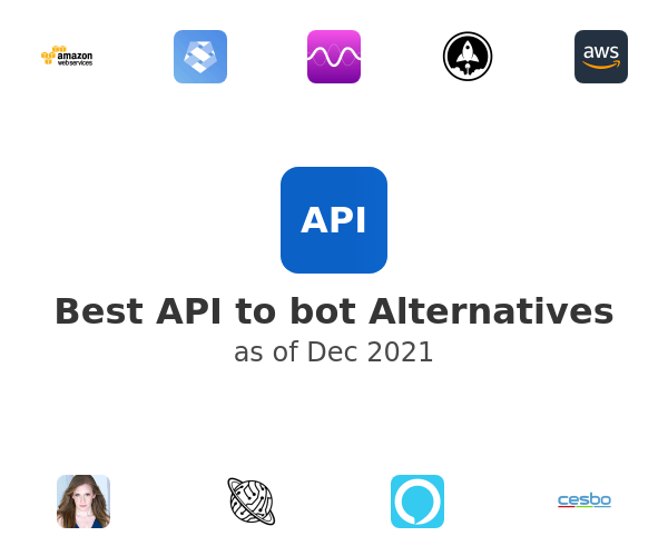 Best API to bot Alternatives