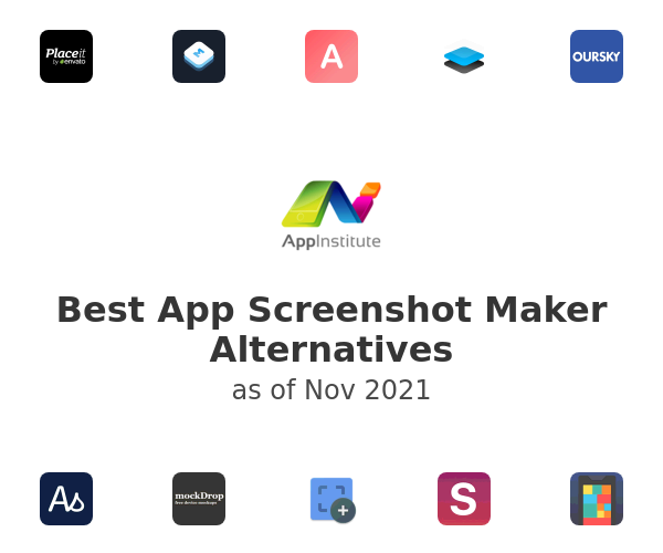 Best App Screenshot Maker Alternatives