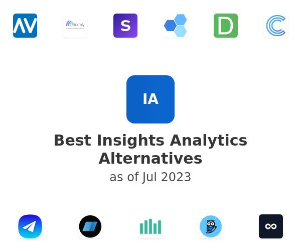 Best Insights Analytics Alternatives