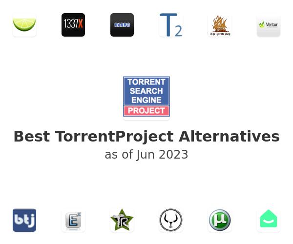 Best TorrentProject Alternatives
